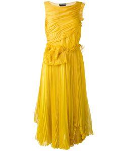 Rochas | Pleats Dress 42