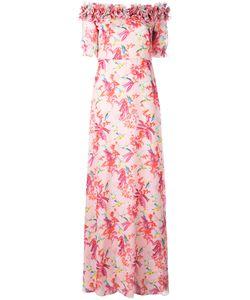 Giamba | Ruffle Trim Dress Size 40