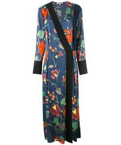 Diane von Furstenberg | Print Kimono Dress