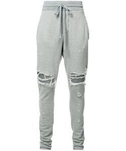 Amiri | Ripped Tapered Sweatpants