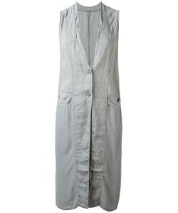 Transit   Long Sleeveless Jacket Size 3