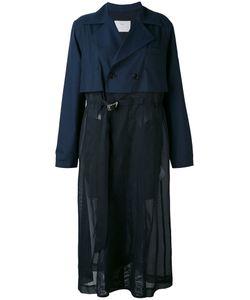Toga   Pleated Coat
