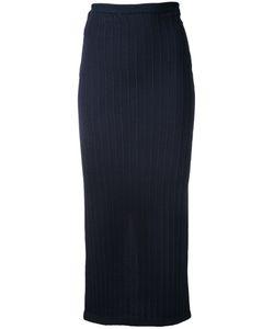 Julien David | Long Knit Skirt