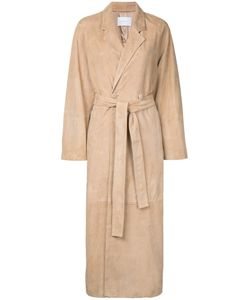 Ryan Roche | Long Trench Coat