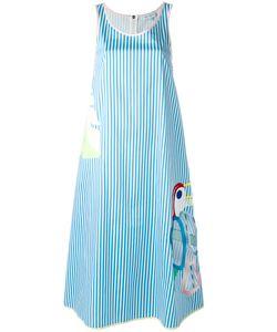 Mira Mikati | Striped Cut Out Dress Size 42