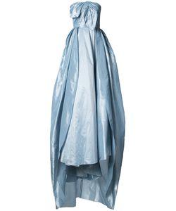 Carolina Herrera | Faille Ball Gown Size 10