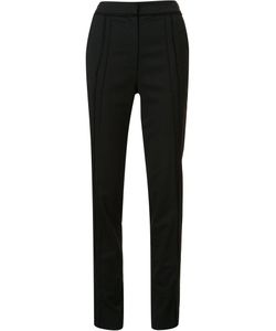 Jason Wu | Frayed Panelled Tailo Trousers 12 Viscose