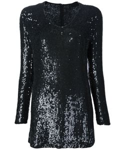 Beau Souci | Sequined Long Sleeve Dress