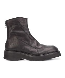 Julius   Back Zip Ankle Boots