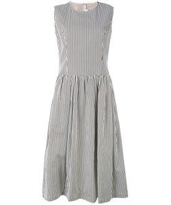 Comme Des Garçons Comme Des Garçons | Striped Full Skirted Dress