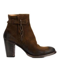 Silvano Sassetti | Zipped Ankle Boots 39.5