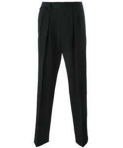 Kris Van Assche | Ticket Pleated Tapered Trousers