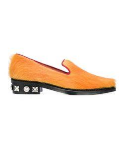 Toga Pulla   Studded Heel Slippers 36