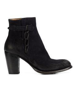 Silvano Sassetti | Zipped Ankle Boots 36