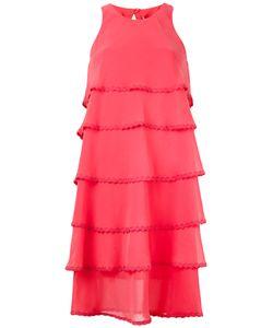 Blumarine   Layered Flared Dress Size 44