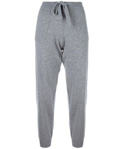 Allude | Tie Waist Sweatpants Small