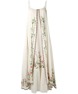 Mes Demoiselles | Embroidered Maxi Dress