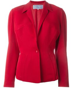 Thierry Mugler Vintage | Structured Shoulder Blazer