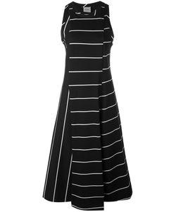 Nude | Striped Flared Dress 42