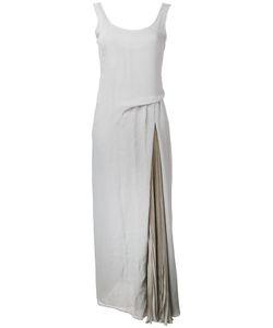 Emporio Armani | Draped Maxi Dress Women