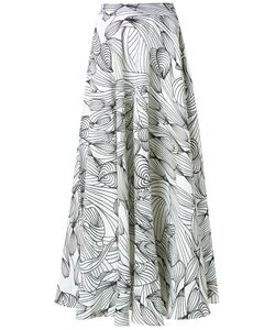 Isolda | Graphic Print Skirt Size