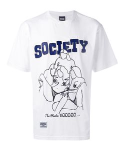 KTZ | Society Printed T-Shirt S