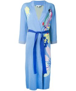 Mira Mikati | Embroidered Robe Size 40