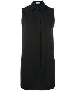 Gaelle Bonheur | Sleeveless Mini Shirt Dress