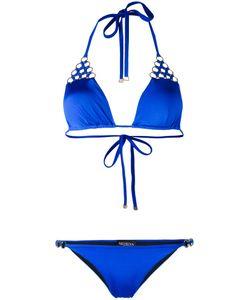 Moeva | Celular Chain Trim Bikini Medium Polyamide/Spandex/Elastane