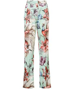 Fausto Puglisi   Print Trousers Women