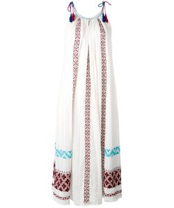 Ulla Johnson | Embroidered Tassel Dress