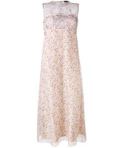 Calvin Klein Collection   Print Dress