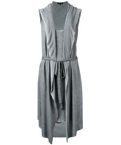 Unconditional | Hooded Tail Dress S