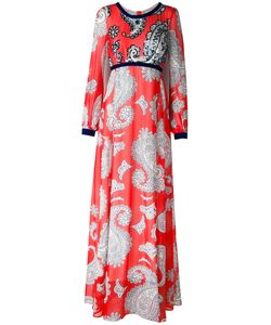 Manoush   Paisley Print Maxi Dress