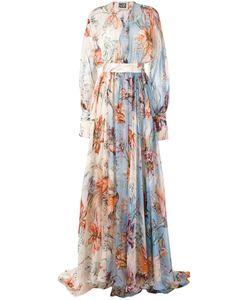Fausto Puglisi   Print Evening Dress Women