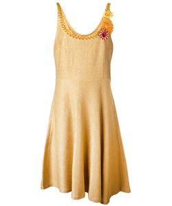 Moschino Vintage | Flower Detail Dress Size