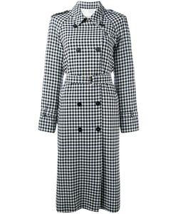 Sonia Rykiel | Check Print Coat Size 42