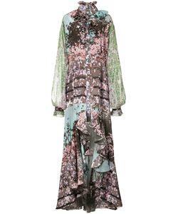 Natasha Zinko | Sakura Fence Printed Dress