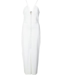 Christian Siriano | Button Detail Dress