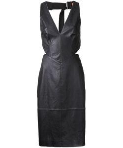 Manning Cartell | Digital Dash Leather Dress Women Sheep