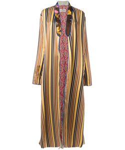 Etro | Striped Coat 42