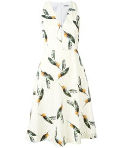 Cacharel | Pineapple Print Flared Dress