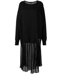 Y's   Tulle Hem Dress