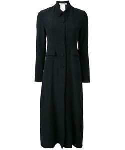 Cherevichkiotvichki | Long Button Coat