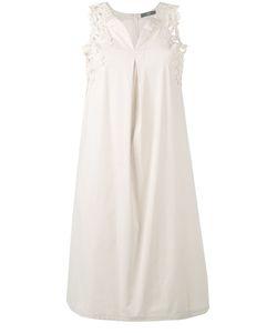 Steffen Schraut | Embroidered Trim Dress Size 38