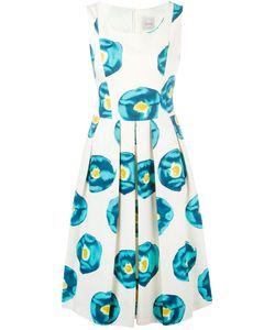 Eggs | Printed Midi Dress Size 44