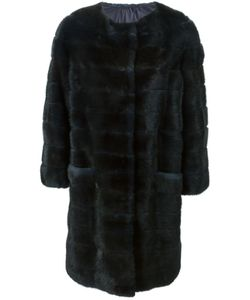 Liska | Mink Fur Padded Coat