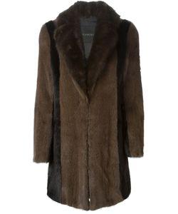 Blancha   Panelled Coat