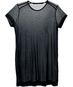 Julius | Sheer Long T-Shirt