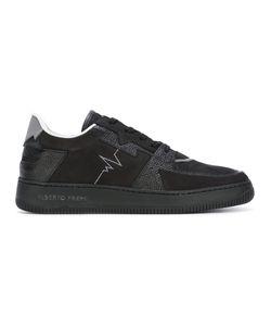 Alberto Premi   Panelled Sneakers 41